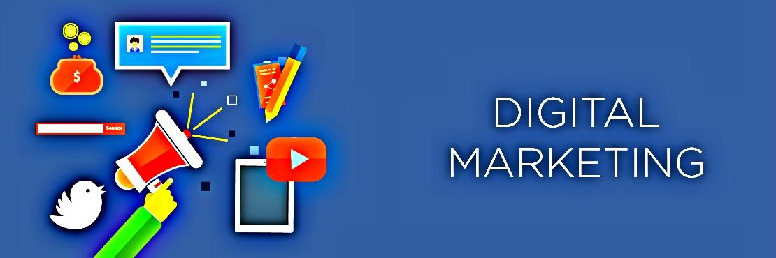 Digital Marketing : Kenali 5 Jenis Digital Marketing Ini